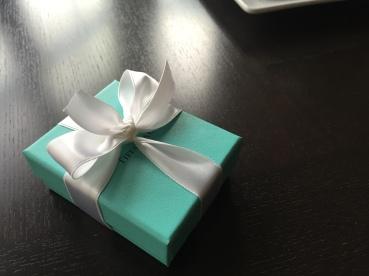 Tiffany Iconic Necklace Box
